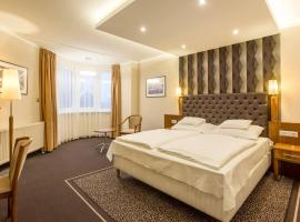 Szőnyi Garden Hotel Pest, hotell i Budapest
