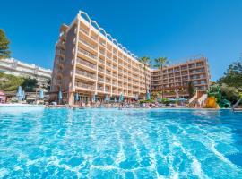 Golden Avenida Family Suites 4*, hotel en Salou