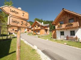 AlpenParks Hagan Lodge Altaussee, Hotel in der Nähe von: Loser Jet 1, Altaussee