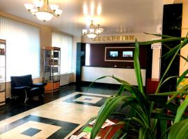 Гостиница Вологда, отель в Вологде