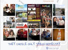 Tabun Homestay, hotel near Miri Airport - MYY,