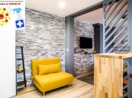 Dream's Door Geneva - T1 Centre d'Annemasse, hotel near Annemasse Train Station, Annemasse