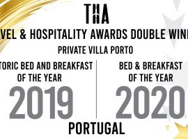 Private Villa Porto, nhà nghỉ B&B ở Porto