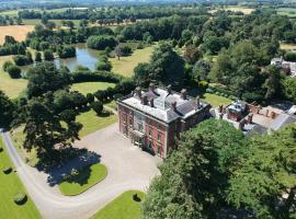 Netley Hall Hotel, hotel in Shrewsbury