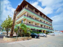 Hotel Rio Preguiças, hotel in Barreirinhas