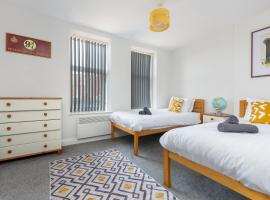 Heritage House Apartments, apartment in Blackpool