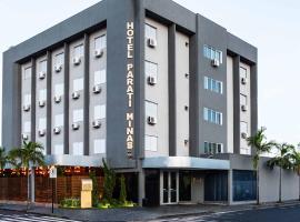 Hotel Parati Minas, hotel in Uberlândia