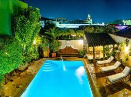 Hotel Casa del Parque by AHS, hotel en Antigua Guatemala