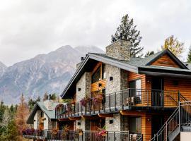 Pyramid Lake Resort, hotel in Jasper