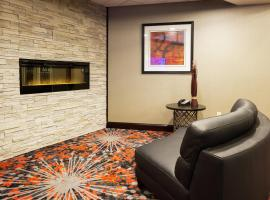 Holiday Inn Express & Suites Rapid City, hotel v destinaci Rapid City