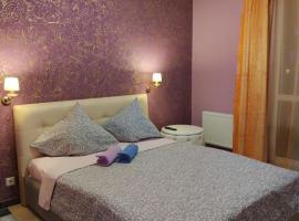 Апартаменты люкс, hotel in Shchelkovo
