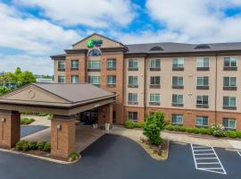 Holiday Inn Express Hotel & Suites Eugene Downtown - University, Hotel in Eugene
