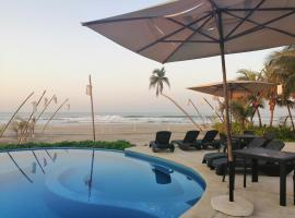 Mishol Bodas Hotel & Beach Club Privado, hotel in Acapulco