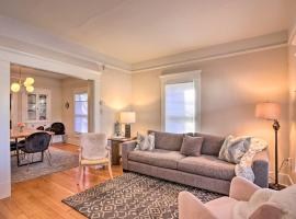 Vintage-Chic Home with Patio - Walk to Hyde Park!, vacation rental in Boise