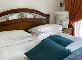 Euro House Inn Airport, hotel in Fiumicino