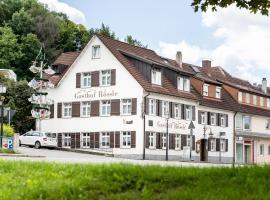 Hotel Gasthof Rössle, Hotel in der Nähe von: OberschwabenHallen Ravensburg, Weingarten