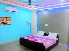 Sharma Hotel, room in Jhānsi