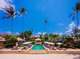 Saboey Resort and Villas, отель в городе Пляж Банг Рак, рядом находится Пирс Банграк