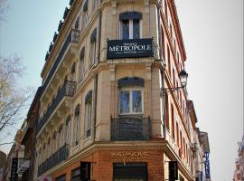 Residence Metropole, appartement à Toulouse
