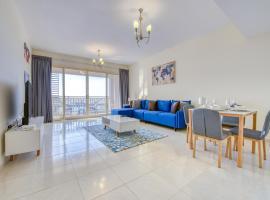 RH - Modern 1BR within walking distance to beach, apartment in Ras al Khaimah