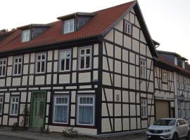 Haus Harzland, apartment in Wernigerode