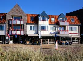 Appartementen Hotel Meyer, self catering accommodation in Bergen aan Zee