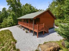 EASY LIVIN - SECLUDED FAMILY LOG CABIN, villa in Sevierville