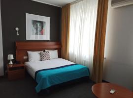 Mika City Hotel, отель в Алматы