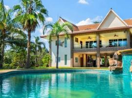 Capital O 916 Chill Chill D Pool Villa, hotel in Ban Huai Yai