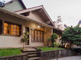 Casa Wilma Dinnebier Hospedagem, accessible hotel in Gramado