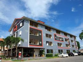 Grand Esie Service Apartment, hotel in Rayong
