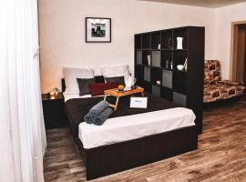 Студия LUX класса в стиле loft, apartment in Berdsk