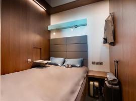 sleep 'n fly Sleep Lounge – Dubai Airport, A-Gates (Terminal 3), hotel in Dubai