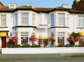 OYO Fjaerland Hotel, hotel in Great Yarmouth