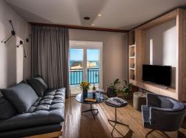 Everblue Sea View Apt, appartamento a Heraklion
