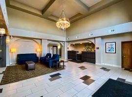 Comfort Inn Owasso – Tulsa, hotel near Tulsa International Airport - TUL, Owasso