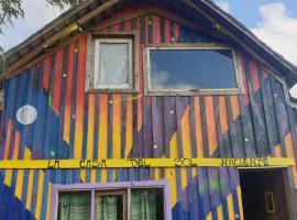 Yellow Point Hostel, hotel in Punta Del Diablo