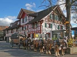 Gasthaus Sternen, Hotel in Rafz