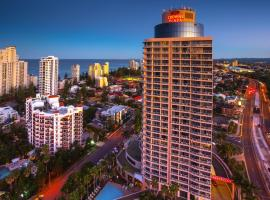 Crowne Plaza Surfers Paradise, hotel near Pavilion Convention Centre, Gold Coast