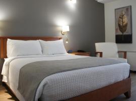 Hôtel Castel, отель в городе Гранби
