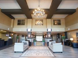 Pomeroy Inn & Suites at Olds College, hotel in Olds