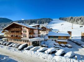 Hotel Vierjahreszeiten, Hotel mit Pools in Flachau