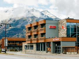 The Crimson Jasper, hotel in Jasper