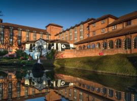 Crowne Plaza Solihull, hotel near Abbey Hotel, Golf & Country Club, Solihull