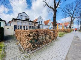 Stromkaje, Ferienwohnung in Warnemünde