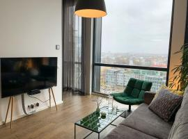 Orange Apartments Tower & Free Parking, hotel near Saku Suurhall Arena, Tallinn