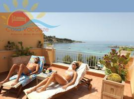 Palermo Mare Holidays, hotel in Sferracavallo