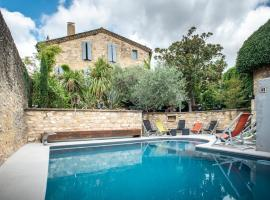 Hostellerie Le Castellas - Les Collectionneurs, hotel in Collias