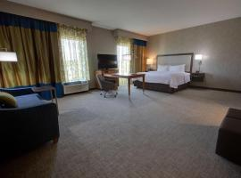 Hampton Inn & Suites by Hilton Tampa Busch Gardens Area, hotel in Tampa