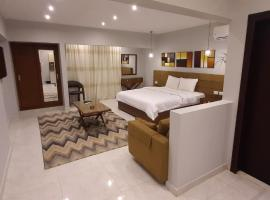 Nakhil Inn Residence, B&B in Cairo